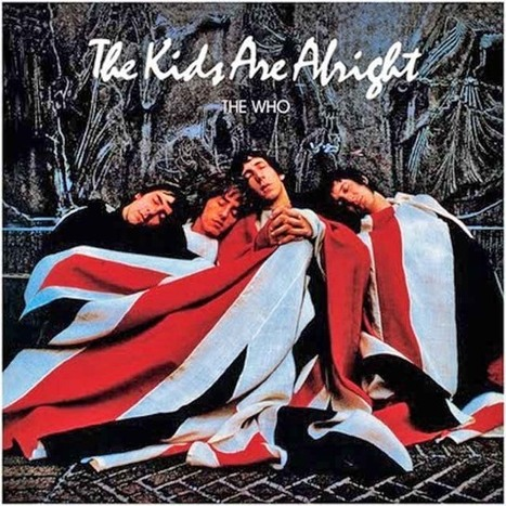 The Who - The Kids Are Alright | album covers | Scoop.it