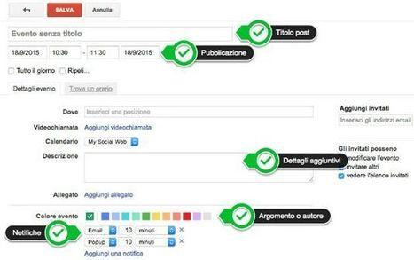 Come migliorare il tuo calendario editoriale | Marketing relazionale e Social Media | Scoop.it