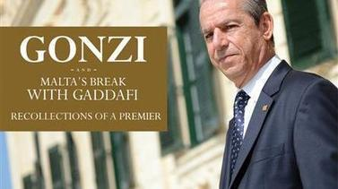 Lawrence Gonzi's Libya crisis memoires to be published next month - Malta Independent Online   Saif al Islam   Scoop.it
