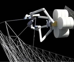 NASA-backed SpiderFab robot aims to build 3D-printed spaceship parts in orbit | Smart devices and technology solutions | Scoop.it