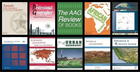 FREE Access to the key Geography journals from Routledge | Explore Taylor & Francis Online | Geospatial IT | Scoop.it