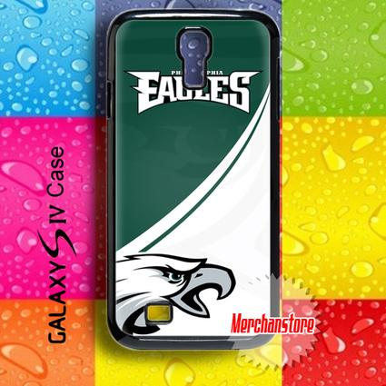 Philadelphia Eagles NFL Logo Samsung Galaxy S4 Case | Merchanstore - Accessories on ArtFire | SAMSUNG GALAXY S4 CASE | Scoop.it