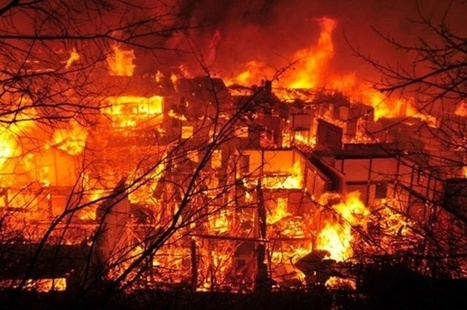 L'incendie dans un village ancien à Shangri-la endommage 240 habitations | Chine Actu | Scoop.it