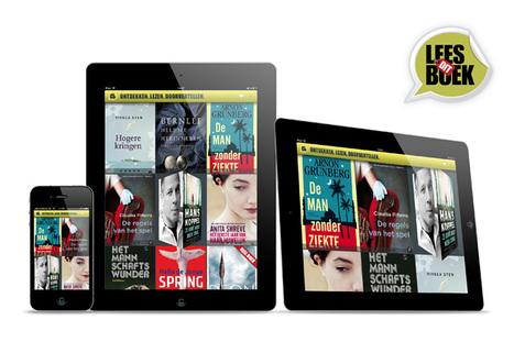 WPG Uitgevers lanceert app: Lees dit boek | Books & More | Scoop.it