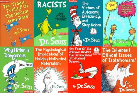 Dr. Seuss Went to War | Scriveners' Trappings | Scoop.it