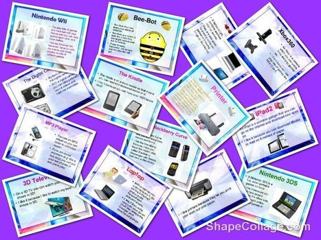 'Great Gadgets' PowerPoint | Web 2.0 for Education | Scoop.it