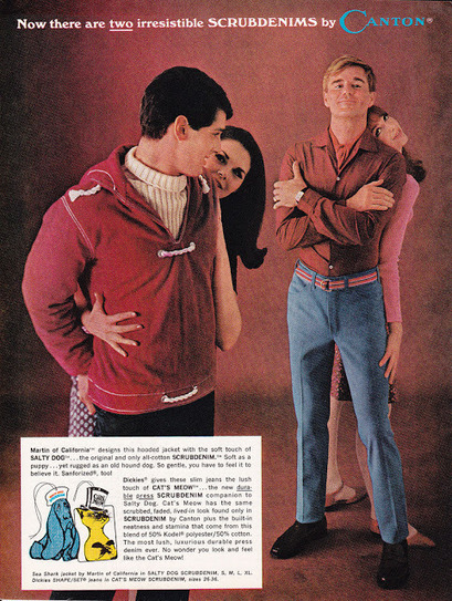 vintage everyday: Funny Vintage Men's Fashion Advertising | Fashionable Things | Scoop.it
