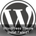 WordPress Theme Install Failed Could not Create Directory: Fix   Web Hosting   Scoop.it