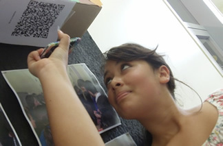 How to set up a QR Code Treasure Hunt | teaching with technology | Scoop.it