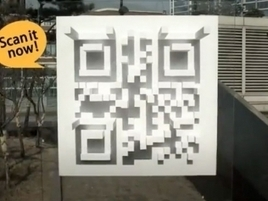 Shadow-Activated QR Code Actually Useful and Cool | REALIDAD AUMENTADA Y ENSEÑANZA 3.0 - AUGMENTED REALITY AND TEACHING 3.0 | Scoop.it