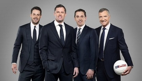 Liverpool FC's Jamie Carragher joins Sky Sports as a pundit | Technology and Media | Scoop.it