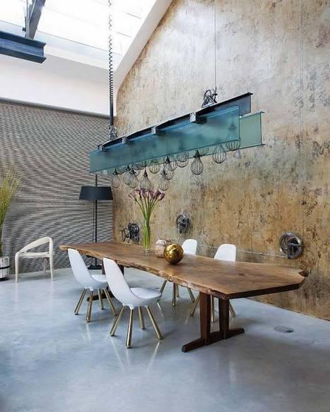 Un loft à Londres | | PLANETE DECO a homes worldPLANETE DECO a homes world | Céka décore | Scoop.it