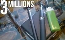 Cigarette électronique : poison pour les finances publiques, solution ... - Economie Matin | cigarettevirtuelle | Scoop.it