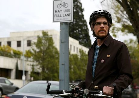 Cyclist's Battle to Stay Safe on His Daily  Commute | Bicycle Safety and Accident Claims in CA | Scoop.it