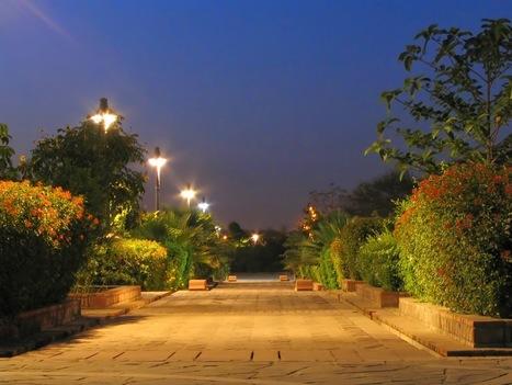 Garden of Five Senses Delhi ~ Tourist Places in India | SEO Traffic Engine | Scoop.it