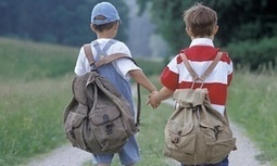 Heavy schoolbags pose health threat to children, claims MP | Kindergarten | Scoop.it