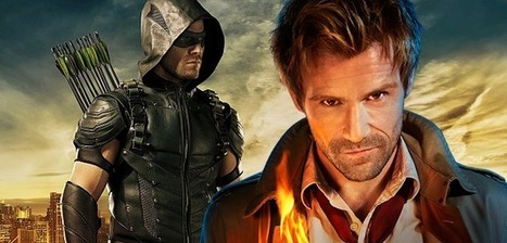 What Does Constantine's Character Moving to The CW Mean for DC's TV Future? - Comicbook.com | Comic Book Trends | Scoop.it