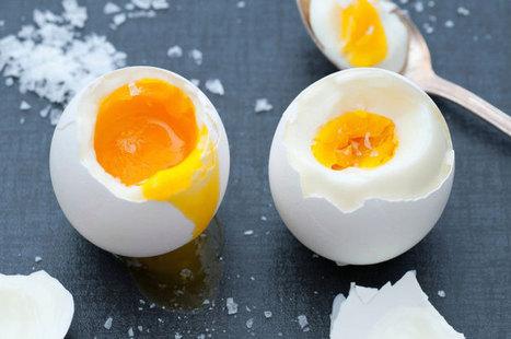 Nutrition : les œufs ne méritent pas leur mauvaise réputation - TopSanté | Forme et bien être | Scoop.it