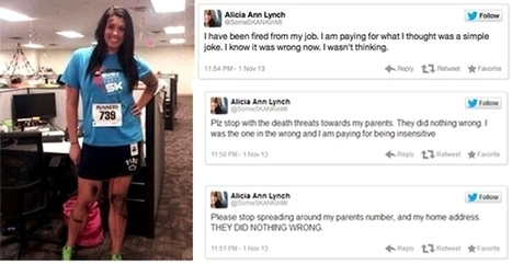 12 Tweets That Got People Fired From Their Jobs | Community Manager best practices | Scoop.it