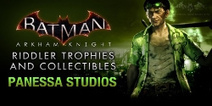 Batman Arkham Knight : Panessa Studios Riddle Locations. | myproffs.co.uk- gaming news | Scoop.it