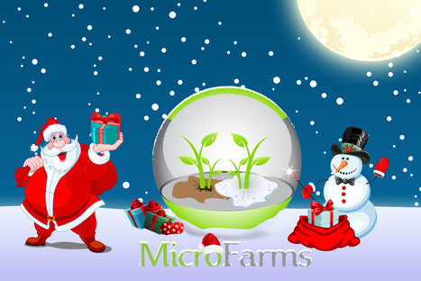MicroFarm Cyber Sale | Vertical Farm - Food Factory | Scoop.it
