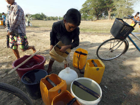 World Water Day: Why it matters 2.5 billion no access to clean #WATER 6 to 8 million people die yearly | Global Issues | Scoop.it