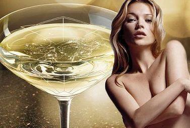 Boire du champagne au sein de Kate Moss - Magazine du vin - Mon Vigneron | Actualités du Vin | Scoop.it