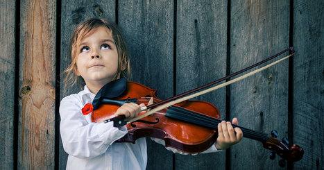 Apprendre à jouer de la musique dès le plus jeune âge accroît les ... - Daily Geek Show | Musiques | Scoop.it