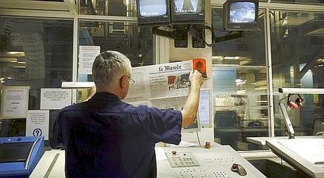 «Le Monde» va fermer son imprimerie | DocPresseESJ | Scoop.it