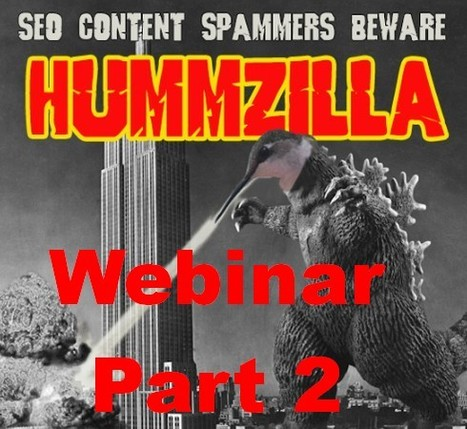 Hummzilla Webinar Part 2: Back By Popular Demand - One Empire. Yours. | Content Curation Myths | Scoop.it