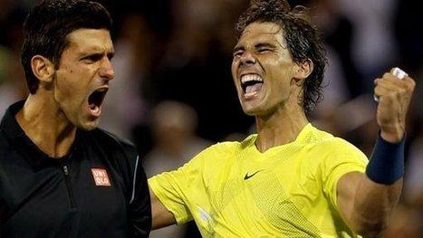 ATP Tour - Nadal y Djokovic también gritan - Yahoo Eurosport ES | Tenis Profesional | Scoop.it