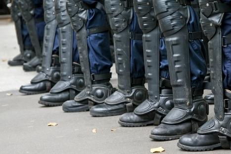 Le rassemblement Parisien pour une Réelle Démocratie réprimé sur le parvis des Droits de l'Homme ! | #marchedesbanlieues -> #occupynnocents | Scoop.it