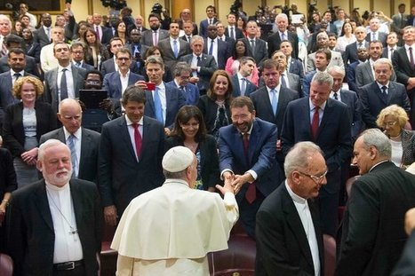 At Vatican, Mayors Pledge Climate Change Fight | BigPivot | Scoop.it