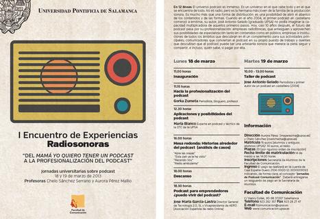 Facultad de Comunicación - UPSA -   Radio 2.0 (Esp)   Scoop.it