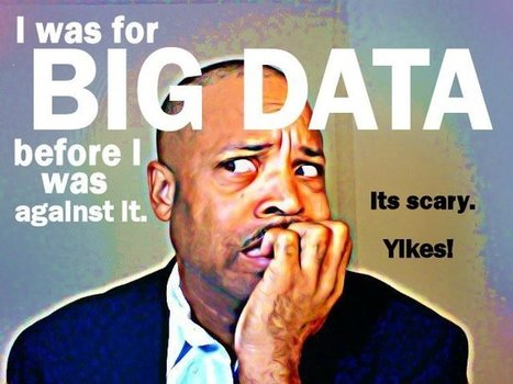 I was for big data in HR before I was against it. | IdeaReboot - Digital Talent Accelerator | Scoop.it