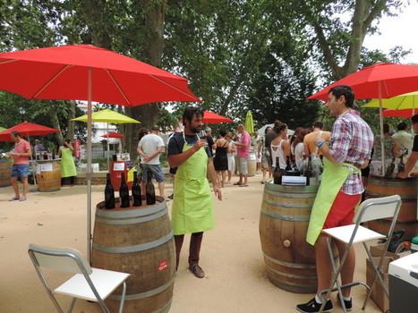 ANDUZE Les vins des Cévennes se dégustent au Parc des ... | Gites Cévenols | Scoop.it