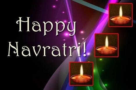 Happy Navratri SMS in Hindi- English | Dil Dosti Zindagi Fun | Scoop.it
