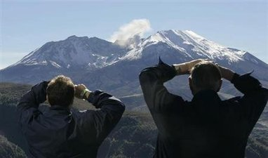 Magma rising in Washington state's Mount St. Helens volcano: USGS   txwikinger-news   Scoop.it
