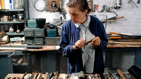 A Look Inside the Louise Bourgeois House, Just How She Left It | No. | Scoop.it