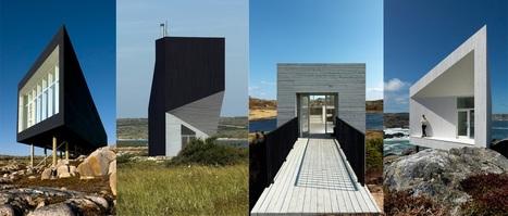 Fogo Island Arts Studio & Residencies / Saunders Architecture   Designalmic   Designalmic   Scoop.it