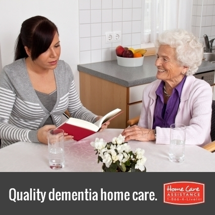 Caring for a senior with Dementia Part Two | Home Care Assistance of Jacksonville | Scoop.it
