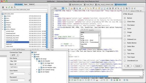 Los mejores editores de texto para desarrolladores | tecnología industrial | Scoop.it