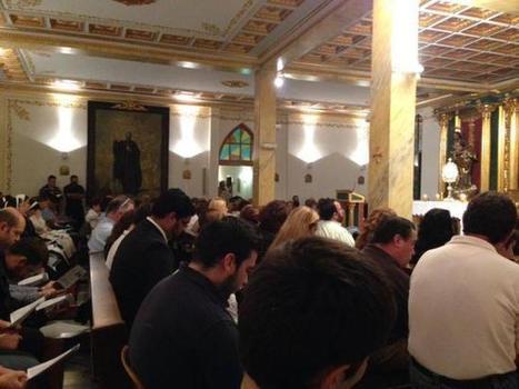 Más de 300 personas rezan por las vocaciones al sacerdocio - La Opinión de Murcia | Vocaciones religiosas | Scoop.it