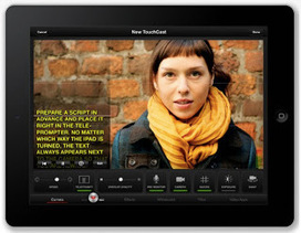 TouchCast - Creating interactive video on the iPad | New to iPads in Education | Scoop.it