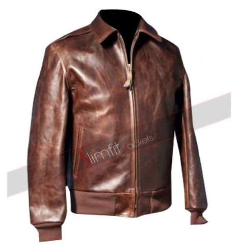 Fonzie Happy Days Leather Jacket | Famous TV Series Leather Jackets | Scoop.it