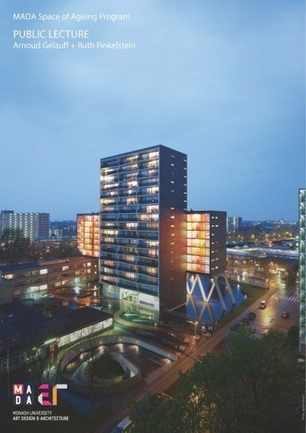 Rethinking the design of housing and neighbourhoods for older people, Monash University   Generationengerechtes Bauen - Architecture for Generations   Scoop.it