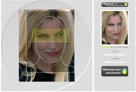 Un utilitaire en ligne pour créer des planches de photos d'identité | Ballajack | Boîte à outils du Web | Scoop.it