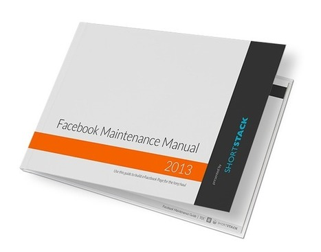 Use Facebook More Effectively with this Manual - SociallyStacked - Everything Social for Small Businesses and Agencies | Techy Stuff | Scoop.it