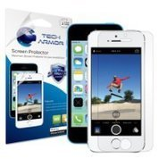 My Associates Store - Tech Armor Apple iPhone 5/5c/5s High Defintion (HD) Clear Screen Protectors -- Maximum Clarity and Touchscreen Accuracy [3Pack] Lifetime Warranty | Best Buy | Scoop.it