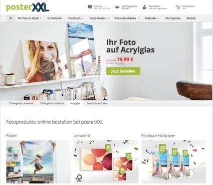 Photobox schluckt PosterXXL und steigert sich auf 343 Mio. € | E-Commerce DACH | Scoop.it